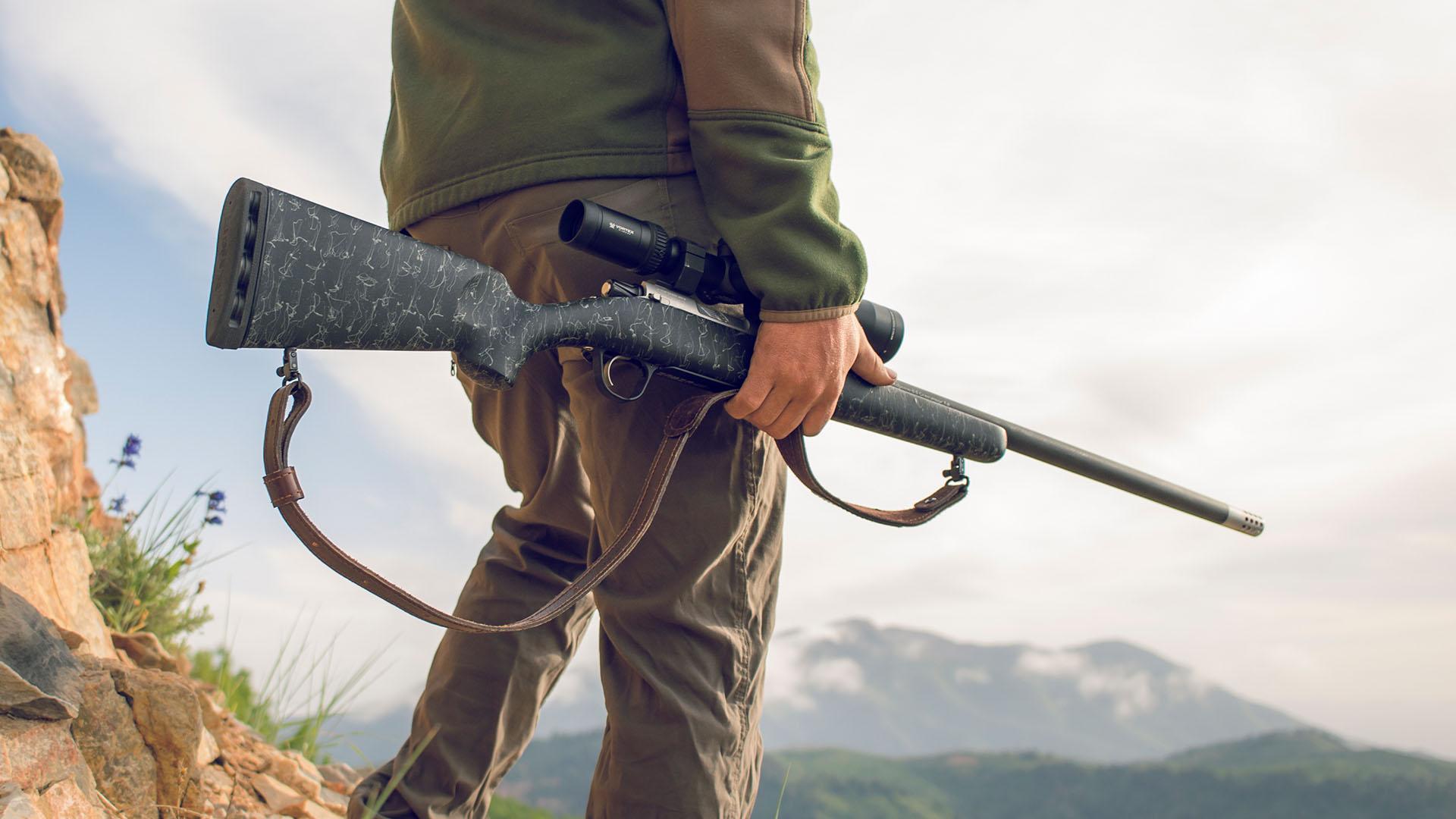 Christensen Arms Ridgeline - Bolt Action Rifle   6 3 LBS, MSRP $1,995
